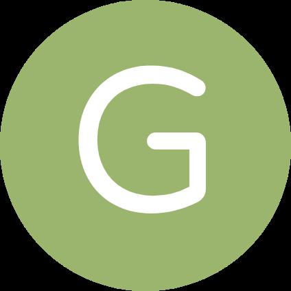 La lettre G.