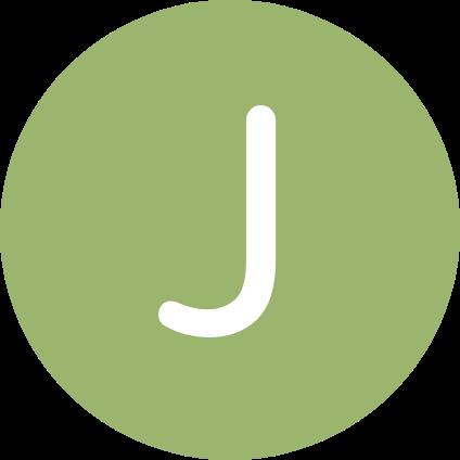 La lettre J.